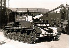 The 100th Panzer 4 Ausf J built by Nibelungenwerke.