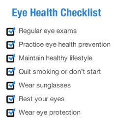 Eye Health on Pinterest  Healthy Eyes, Health and For Eyes
