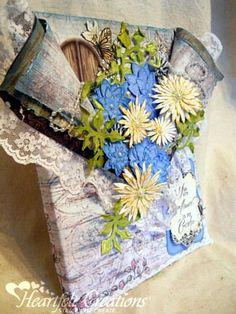 Heartfelt Creations | Flower In My Garden