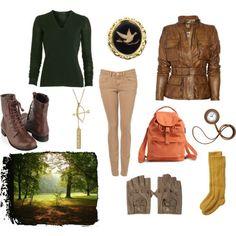 Katniss Everdeen Costume!!!