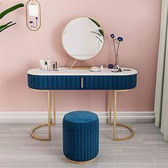 Dressing Table Modern, Furniture Dressing Table, Dressing Stool, Dressing Table Vanity, Table Furniture, Bedroom Furniture, Dresser Table, Vanity Table Set, Makeup Table Vanity