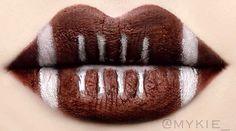 American football lips
