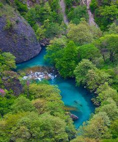 Zagoria - Epirus, Greece