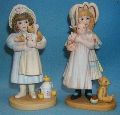 Jan Hagara Collectibles - Bing Images  Jennny and Her Bye-Lo Doll and Bonnie