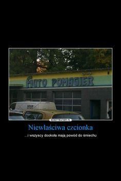 auto pomagier Weekend Humor, Best Memes, Funny Pictures, Jokes, Lol, Polish, Random, Funny, Fanny Pics