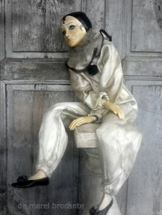 Pierrot. Ty, MB for pin shares