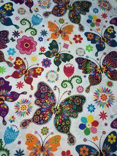 Butterfly tapiceria x 2.80