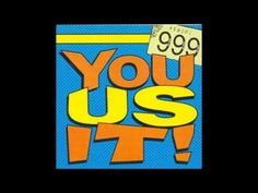 """999 - Its Over Now - From the album 'You, Us, It"""""""