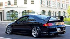 Acura Honda RSX Type-S [DC5] [Fourth Generation]