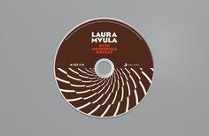 Laura Mvula - Sing to the Moon with Metropole Orkest - Album Design / CD  - Jonny Costello ©fluidesign