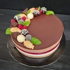 Panna cotta by sandra — Coolinarika Baking Recipes, Cake Recipes, Dessert Recipes, Other Recipes, Sweet Recipes, Torta Recipe, Food Bouquet, Torte Recepti, Torte Cake