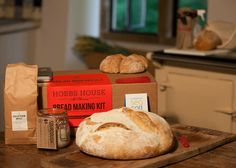 the complete bread making kit by hobbs house bakery | notonthehighstreet.com