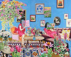 naomi okubo paintings | frankie magazine