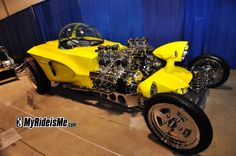 Custom Cars | custom cars in your strike zone? What was your favorite wacky show car ...