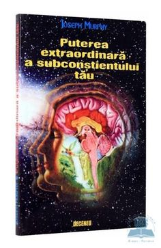 Puterea extraordinara a subconstientului tau - Joseph Murphy Joseph Murphy, Color Psychology, Blog Images, Good Books, Amazing Books, Motivation Inspiration, Science, Reading, Documentary