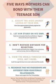 Raising a teenager and worrying about emotional health? Read the article to find out how we can help develop and protect our son& emotional health. You can also find tips on how to improve your mother-son relationship here! Parenting Teenagers, Parenting Quotes, Parenting Advice, Parenting Classes, Foster Parenting, Single Parenting, Parenting Websites, Mother Son Relationship, Raising Boys