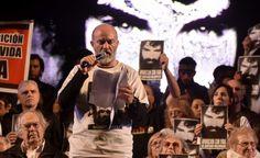 El masivo repudio a Patricia Bullrich en Plaza de Mayo por Santiago Maldonado | La desaparición de Santiago Maldonado, Patricia Bullrich