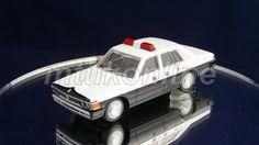 TOMYTEC HO GAUGE | NISSAN CEDRIC 1979 POLICE | 1/80 | VOL.4 - NO.46