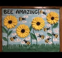 182 best Spring Bulletin boards images Board ideas in Sunflower Template for Bul. - 182 best Spring Bulletin boards images Board ideas in Sunflower Template for Bulletin Boards 182 be - Summer Bulletin Boards, Teacher Bulletin Boards, Library Bulletin Boards, Preschool Bulletin Boards, Kindness Bulletin Board, Bullentin Boards, Sunflower Bulletin Board, Seasonal Bulletin Boards, Christian Bulletin Boards