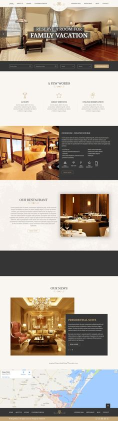RangeRelaxe is modern, clean and professional #Bootstrap HTML template for a luxury #hotel, #resort, room reservation website download now➯ https://themeforest.net/item/rangerelaxe-hotel-resort-html-template/16829202?ref=Datasata