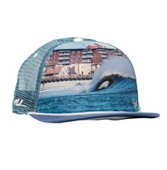 Signature Series Hat- Mike Nelson   NYSEA Collective