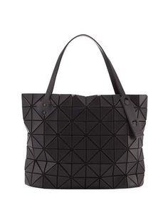 55d6e0e31fd1 V3NUE BAO BAO ISSEY MIYAKE Rock Matte Lightweight Clutch Bag