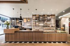 Dịch vụ thiết kế quán cafe tại Kon Tum (không gian  nội thất)