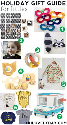 great gifts for littles this year