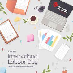 #internationallabourday #may1st  #MarketingBangalore Labour Day, Digital Marketing Services