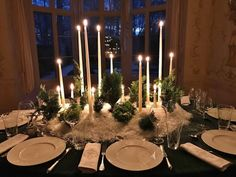 Add a little magic to your Christmas -- a fanciful winter wonderland centerpiece and one that I've loved recreating over the years...perhaps because it's also so easy to assemble and adaptable to