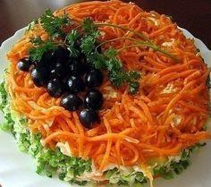 5 вкусных салатов на Новый год | La-Minute