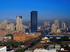 The beautiful Pretoria.....