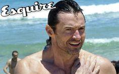 ヒュー・ジャックマンは、荒れ狂う海から子供たちを救う実在のヒーロー「ESQUIRE US」