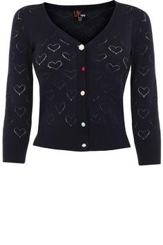Oasis Shop | Navy Orva Cardigan | Womens Fashion Clothing | Oasis Stores UK