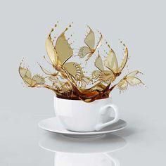 Así es como debería saber una buena taza de café...
