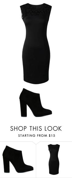 """""""Untitled #824"""" by laurie-egan on Polyvore featuring Giuseppe Zanotti"""