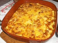 Bacalao con nata Easy Cooking, Cooking Recipes, Healthy Recipes, Bacalhau Com Natas Recipe, Dominican Food, Good Food, Yummy Food, Portuguese Recipes, Portuguese Food