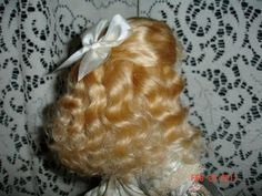 Mohair Doll Wigs For Lady Dolls