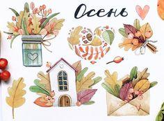 """1,579 Me gusta, 25 comentarios - Tonia Tkach (@tonia_tkach) en Instagram: """"А вот и вчерашние листья и подсолнух Интересно, какие сокровища ждут меня сегодня"""""""