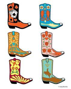 Cowboy Clip Art http://www.andynortnik.com/cowboy-cowgirl-clipart ...