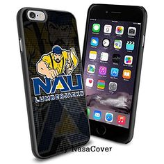 NCAA University sport Northern Arizona Lumberjacks , Cool iPhone 6 Smartphone Case Cover Collector iPhone TPU Rubber Case Black [By NasaCover] NasaCover http://www.amazon.com/dp/B0140NFY12/ref=cm_sw_r_pi_dp_tQF3vb0X43ZQ0