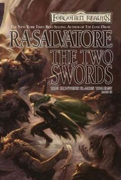 "R.A. Salvatore - Hunter""s Blade Book 3 - The Two Swords"