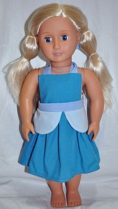 18 Inch Dolls Clothes and Accessories $11.00 from Sew Nice Dolls Clothes and Accessories