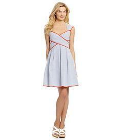 Jessica Simpson Cutout Sweetheart Dress | Dillard's Mobile