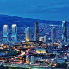 Seattle Skyline, New York Skyline, San Francisco Skyline, City, Travel, Turkey, Voyage, Trips, Traveling