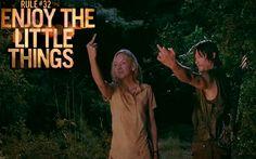 TWD - Beth Greene and Daryl Dixon