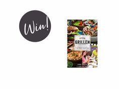 """Give-Away! Gewinnt das Kochbuch """"Vegan grillen ohne Fleisch""""!"""