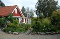 swedish landscape design   ... Sweden. She writes about her garden at M/S DESIGN Trädgård och