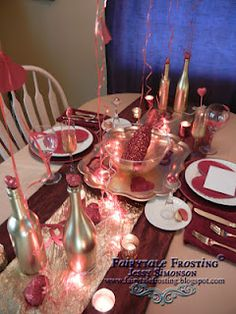 150 Best Valentine S Day Tables And Tablescapes Images Valentines