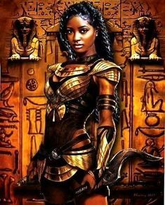 Pin by t. lindsey-billingsley on black power in 2019 black art pictures, bl Black Girl Art, Art Girl, Arte Black, Wal Art, Black Comics, Black Art Pictures, Baby Pictures, Goddess Art, Black Goddess